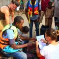 Ecovolontariat pour la suivi écologique d'une réserve au Bénin